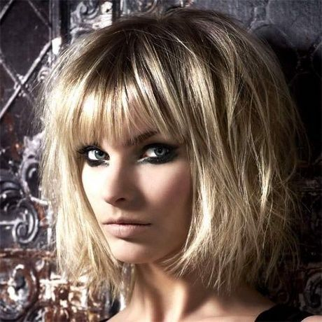 Coupe Cheveux Fins Raides Visage Rond Ideas For Hair In 2019