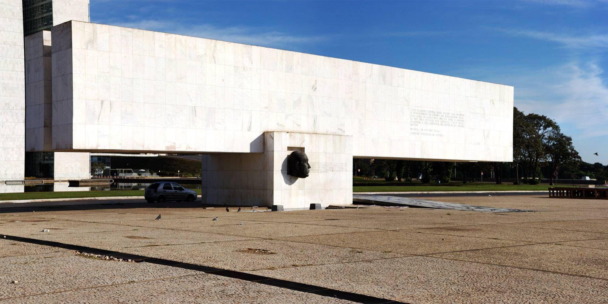 museu da cidade brasília Oscar niemayer, Museu e Cidade