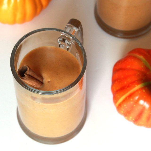 Baileys Pumpkin Spice Milkshake