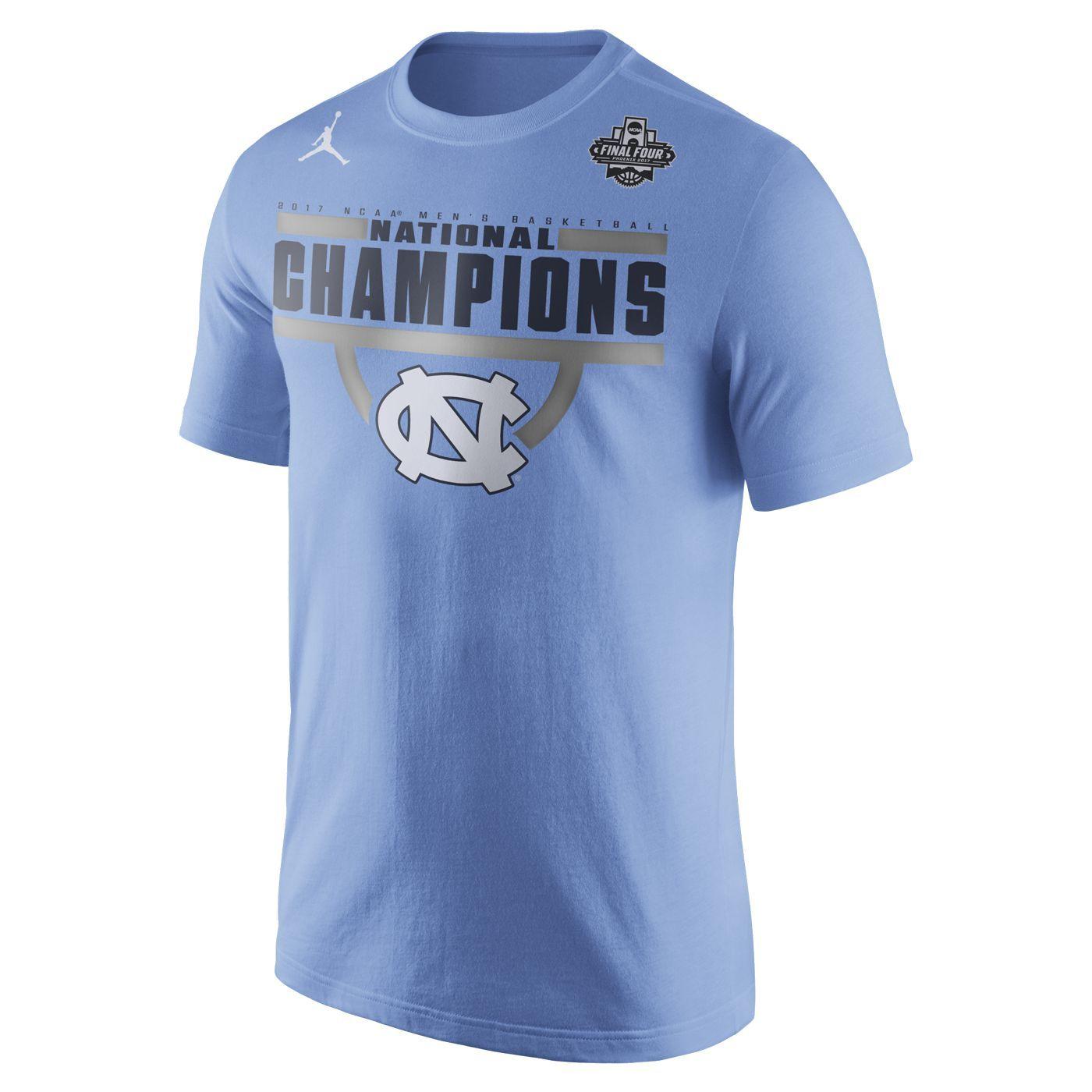 fd8221dfc043 Brand Jordan North Carolina Tar Heels Carolina Blue Basketball Tri-Blend T- Shirt  tarheels  unc  northcarolina