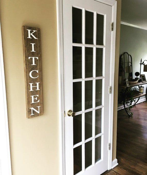 Kitchen Sign Decor
