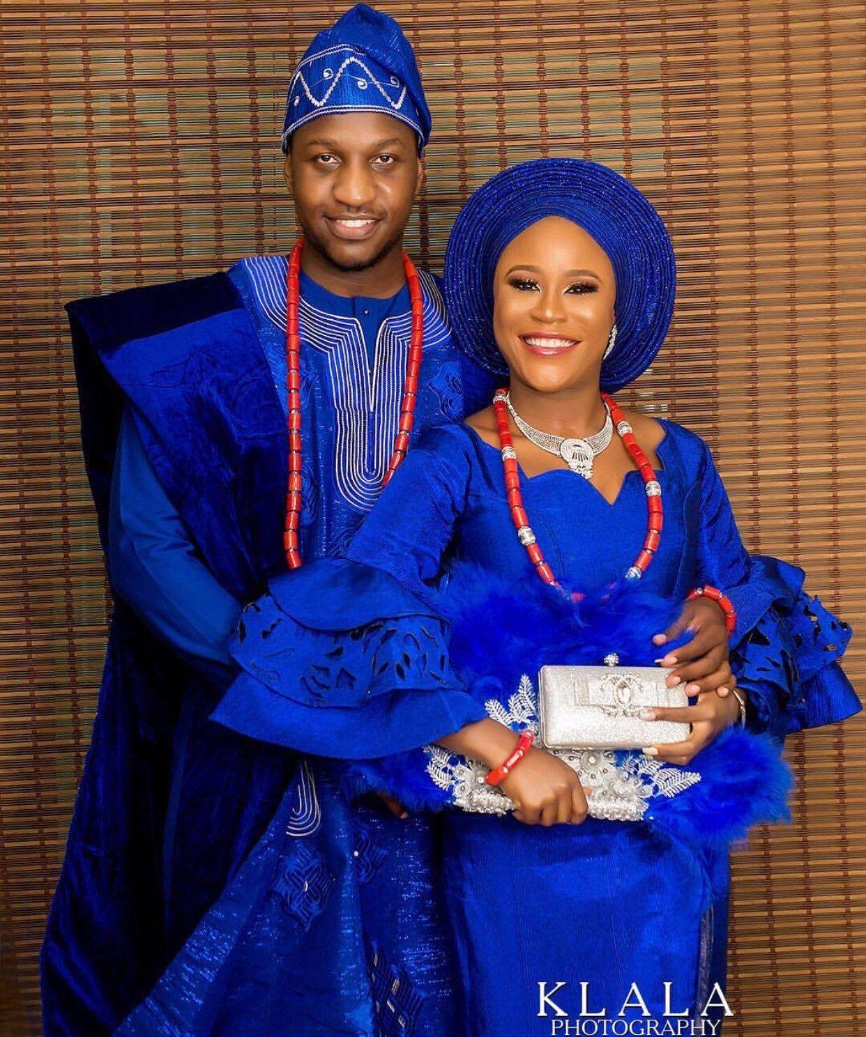 African Traditional Wedding Attire Yoruba Wedding Attire Aso African Traditional Wedding Dress African Traditional Wedding Nigerian Wedding Dresses Traditional