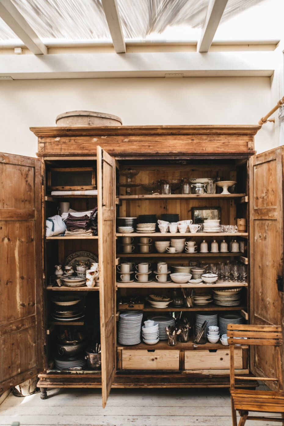 Cupboard shelves image by Mandy P on Kitchen Crazy in 2020 ...