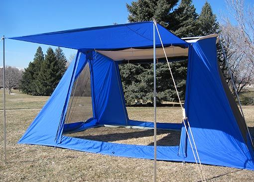 Family Shade Springbar Tent @ Kirkhams | Creative Home Ideas