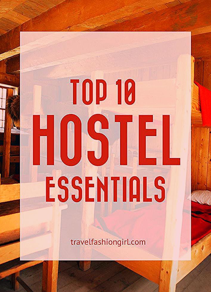 Photo of Backpacking Checklist: Top 10 Hostel Travel Essentials