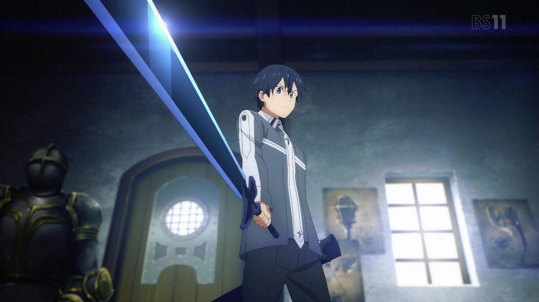 Sword art Online Alicization Episode 7   Sword Art Online