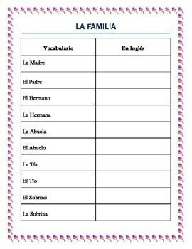 FREEBIE-This vocabulary worksheet is a great resource to introduce ...