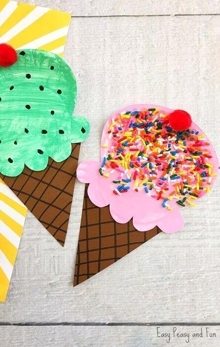 Photo of Easy Summer Pappteller Basteln für Kinder – Pappteller Basteln!