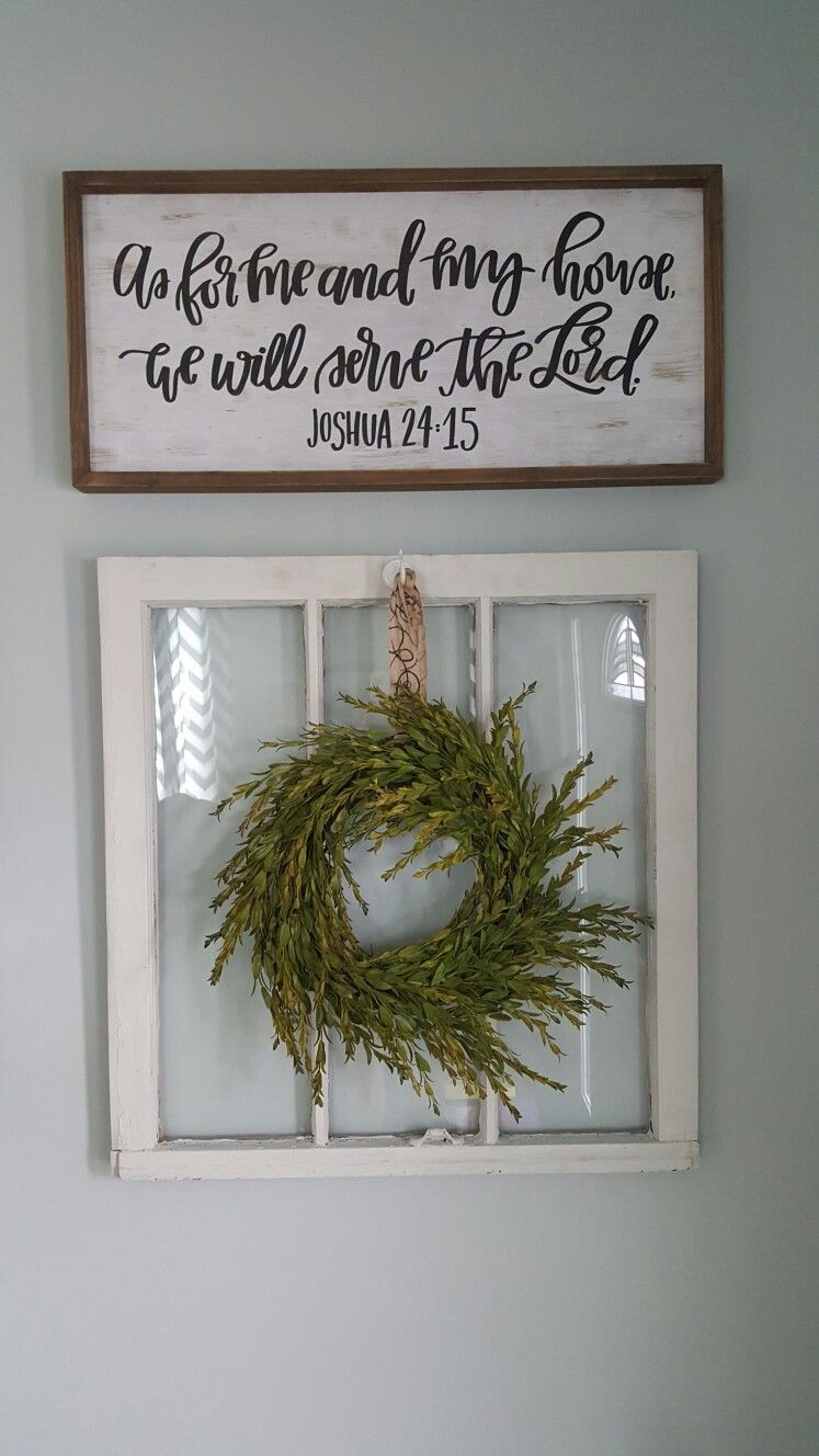 Decorate Old Windows Have A Ton Of Old Barn Windows Hanging Around Your House Follow