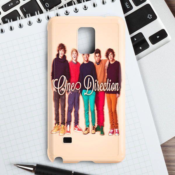 1D One Direction Floral Samsung Galaxy Note 5 Case | casefantasy
