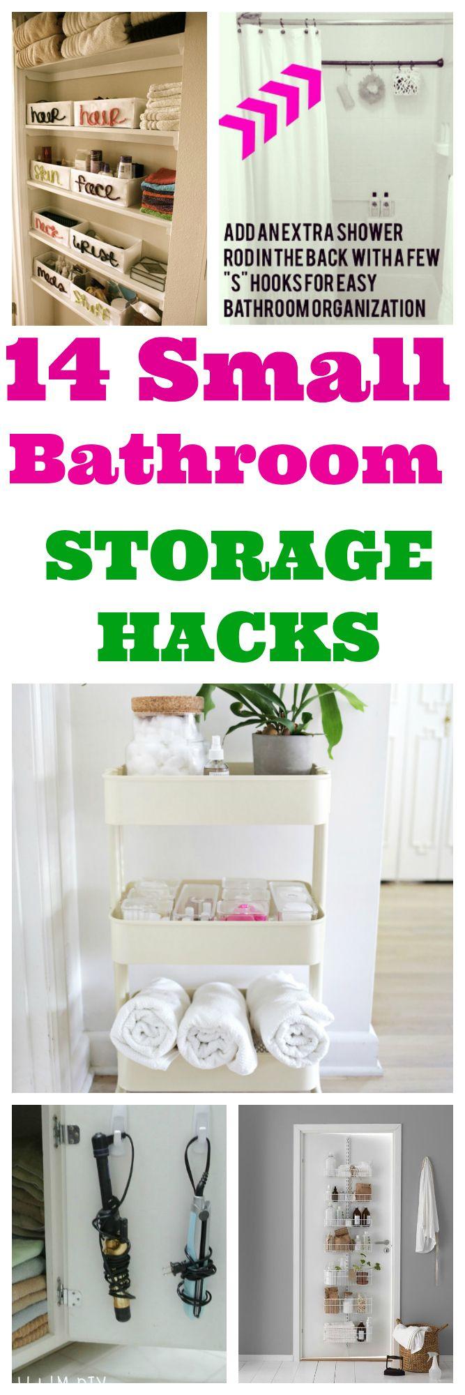Small Bathroom Ideas Including 14 Storage Solutions Decor Ideas Impressive Tips For Small Bathrooms Design Decoration