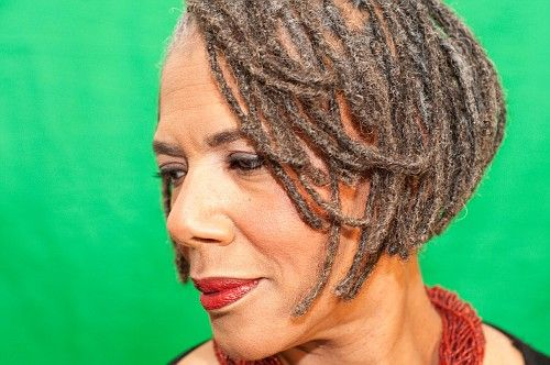 Black Women With Gray Hair Styles