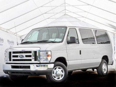 Ford Econoline Wagon Xlt 12 Passenger 2010 Flex Fuel V8 5 4l 330