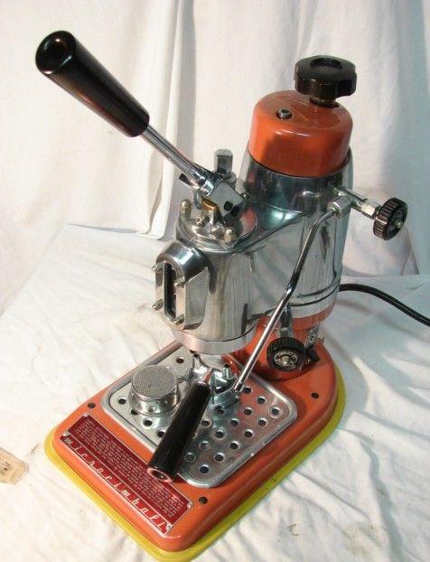 Home Vintage Espresso Machine Schematics La Microcimbali Liberty