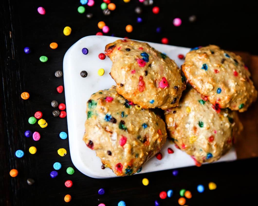 Birthday cake protein cookies recipe protein cookies