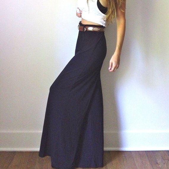SEXY BLACK ONE SHOULDER CUT OUT SIDE WIDE LEG PALAZZO PANTS SUIT ...