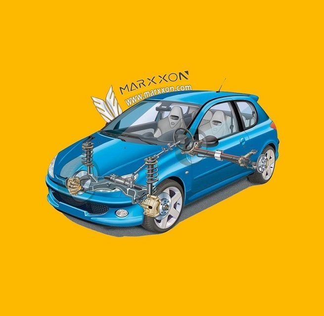Peugeot 206 Wiring Diagram Owners Manual Lively | Projekty do ...