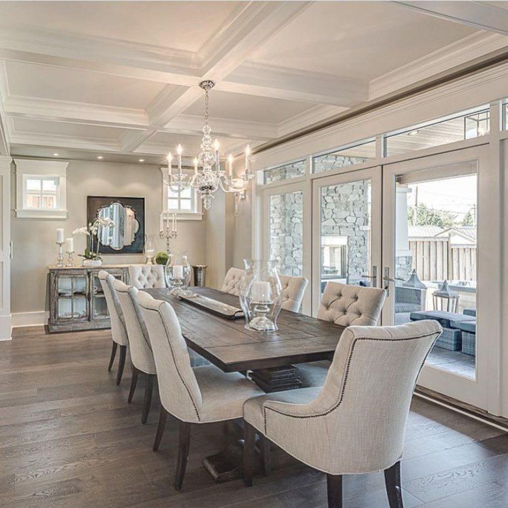 Must Have Farmhouse Kitchen Decor Ideas: Nice 100+ Brilliant Farmhouse Dining Room Design And Decor