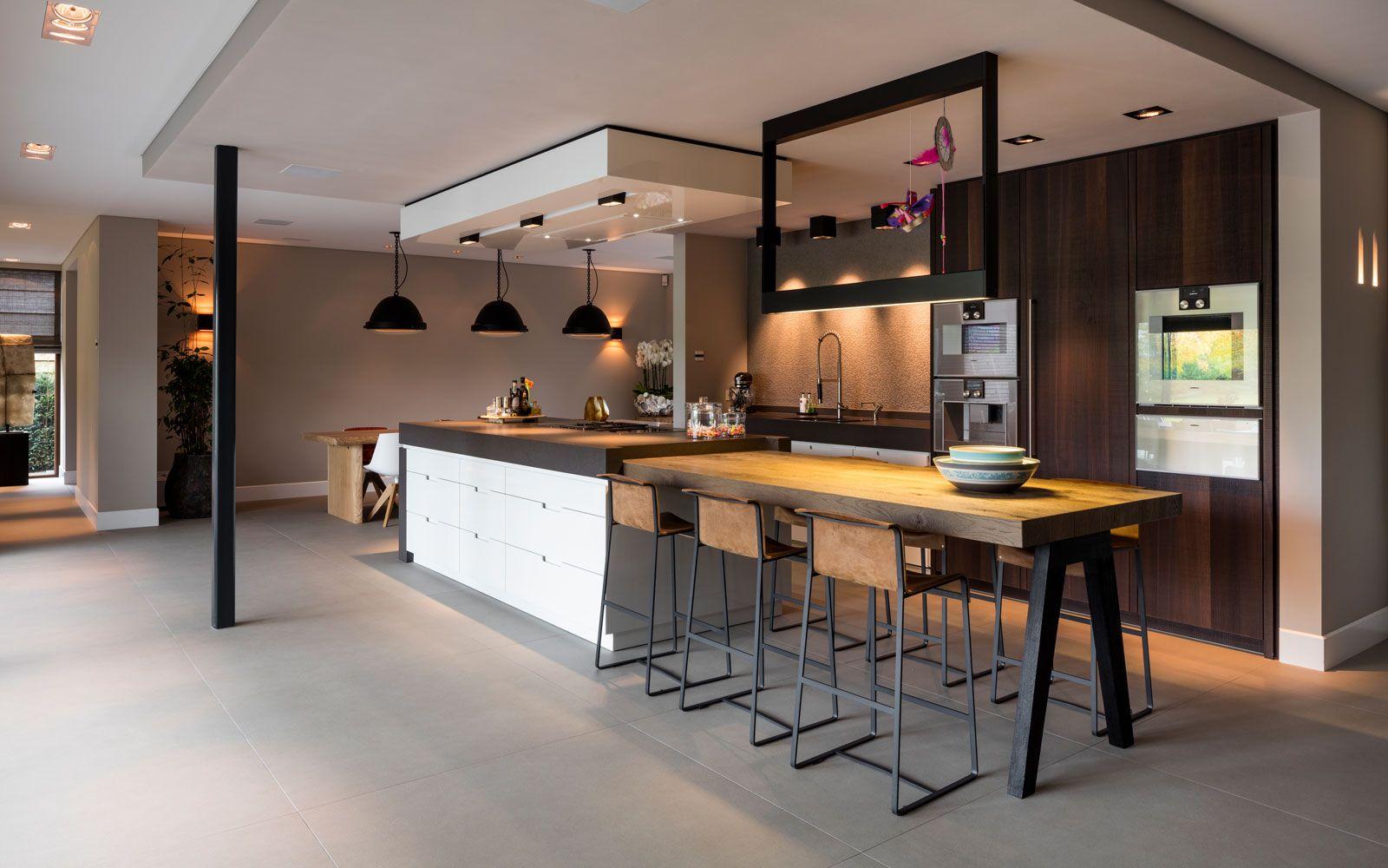 Moderne Villa Francois Hannes Moderne Keuken Keuken Ontwerpen Keuken Ontwerp