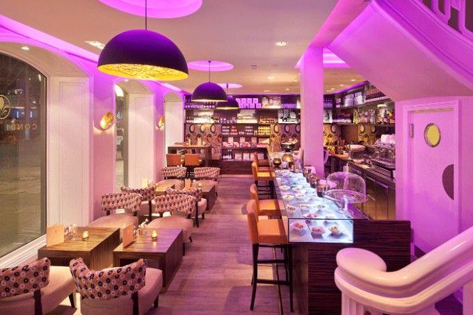 Bar | Fairmont Hotel Vier Jahreszeiten – das ultimative Luxus Hotel in Hamburg. See more: http://brabbucontract.com/