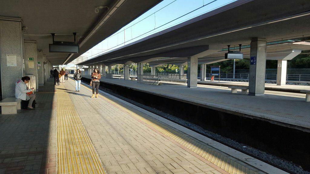 Il Trenino Roma Lido: Oggi ci sono frequenze da metro
