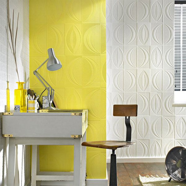 Modern Circles Wallpaper Paintable Wallpaper Paintable Textured Wallpaper Painting Over Wallpaper
