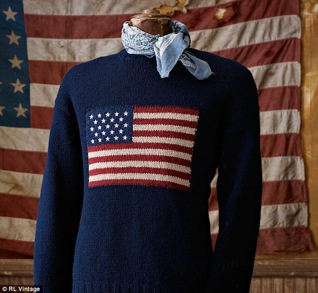 521d8b0b161 From the archives  The RL Vintage online boutique features 45 handpicked  pieces from the Ralph Lauren archives