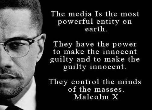 Kali D Mac Comissions Closed On Twitter Malcolm X Quotes Media Quotes Control Quotes