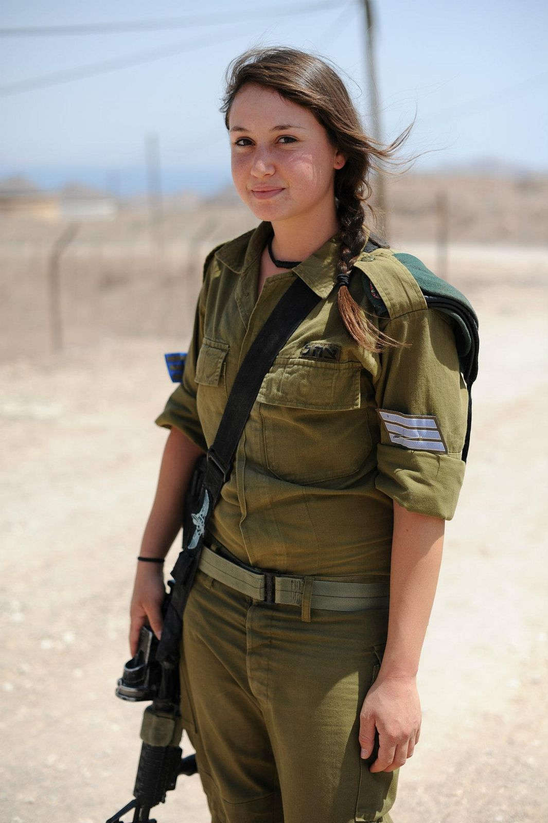 WOMEN OF THE IDF: Another Cute Woman Of The IDF