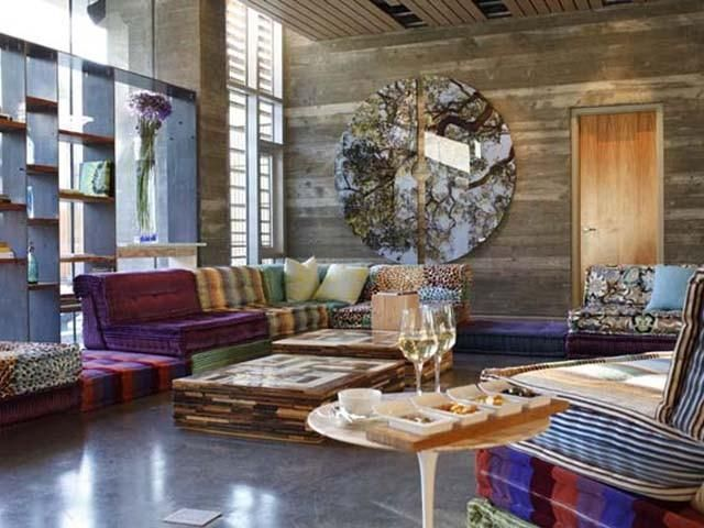 Marie fisher interior design hotel lounge lounges und designs