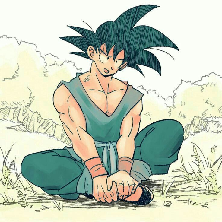 Son Goku In 2020 Anime Dragon Ball Super Dragon Ball Art Anime Dragon Ball