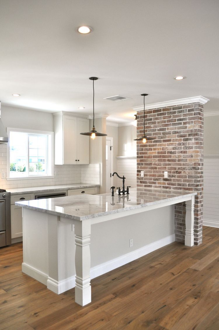 Nice clean kitchen | Home Sweet Home | Pinterest | Kitchens, House ...