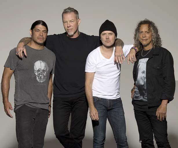 Metallica Deutsche Charts