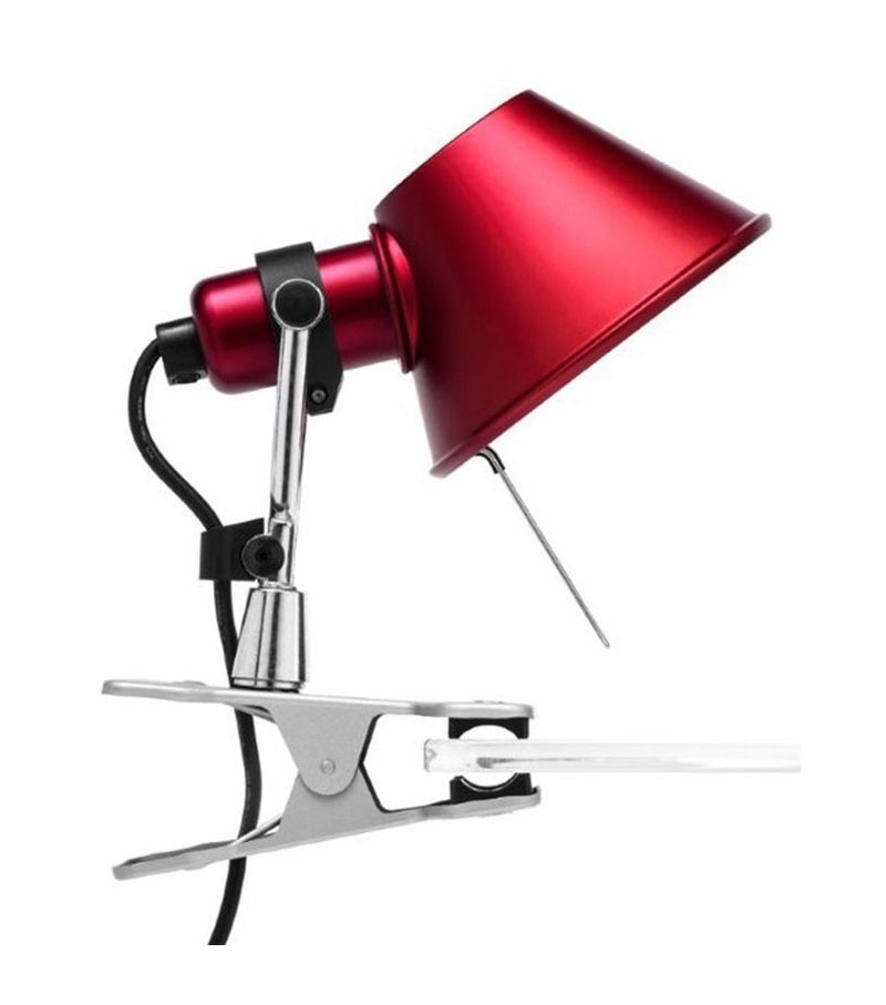Tolomeo Micro Pinza Lamp With Clamp Artemide Lamp Clamp Lamp Artemide