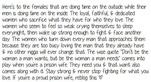 Quotes About Loving Someone In Jail