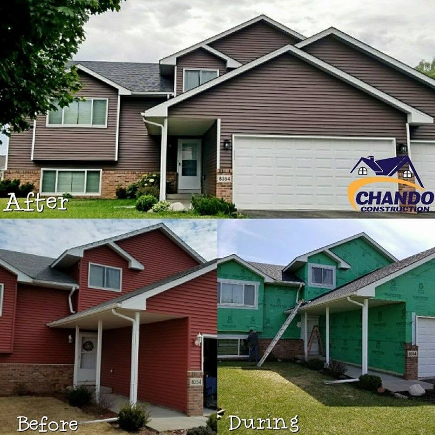 Residential Exterior Services: Residential Roofing & Commercial Roofing, Siding