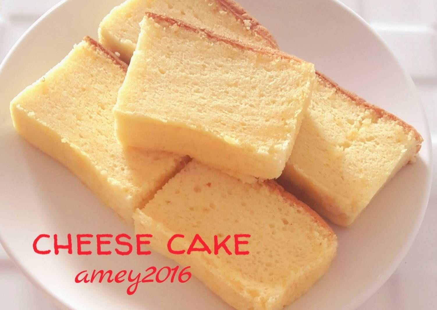 Resep Cheese Cake Oleh Amei Resep Makanan Makanan Manis Resep