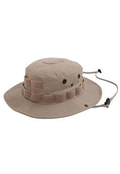 Tactical Rip Stop Tan Boonie Hat ! Buy Now at gorillasurplus.com 9e867c154b6
