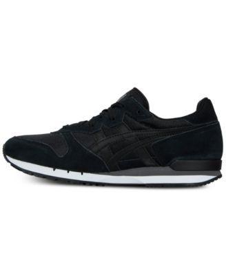 asics onitsuka tiger men's alvarado casual sneakers from