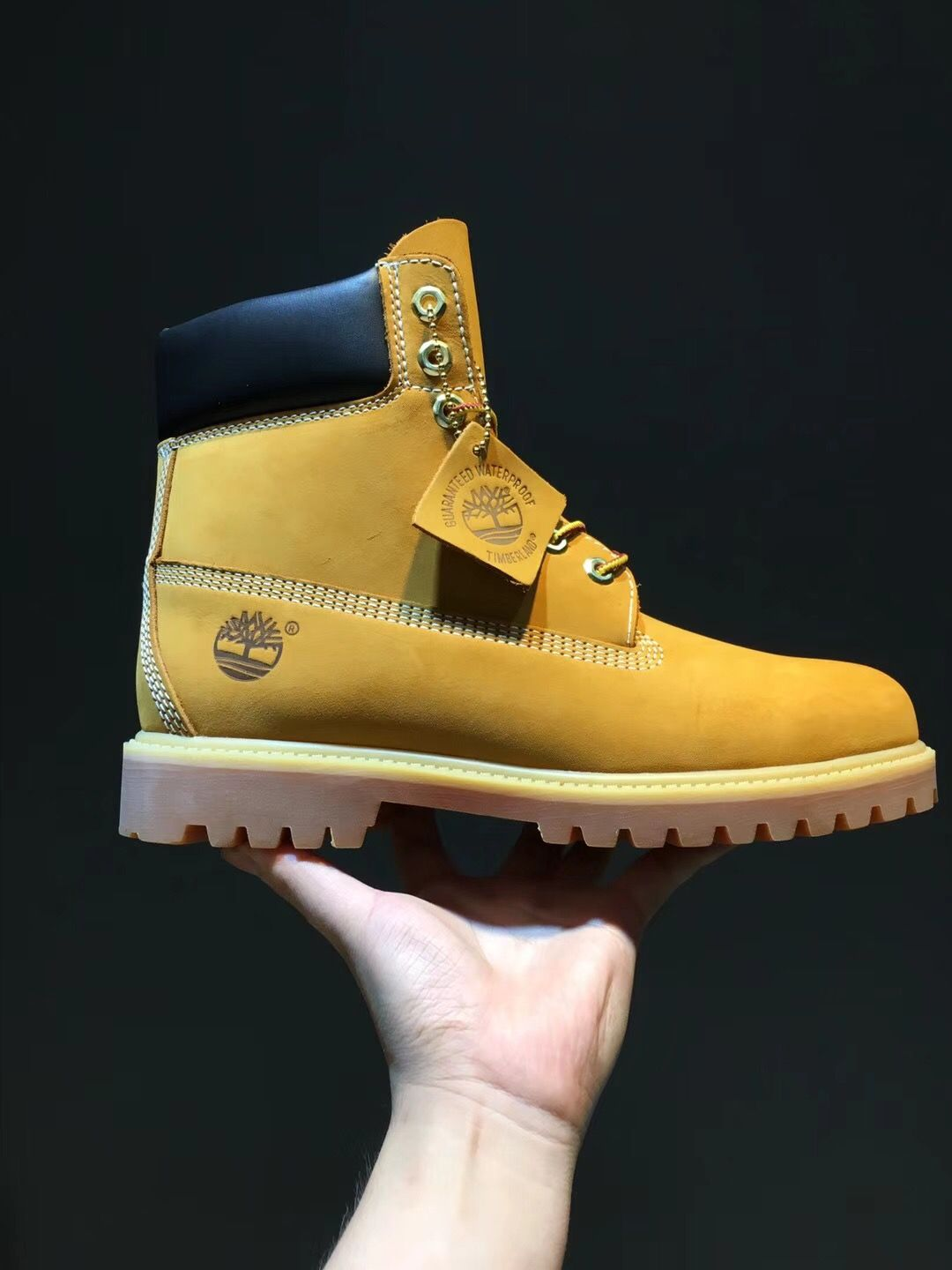 a1555b45b4f5 Timberland top leather  1 1 production