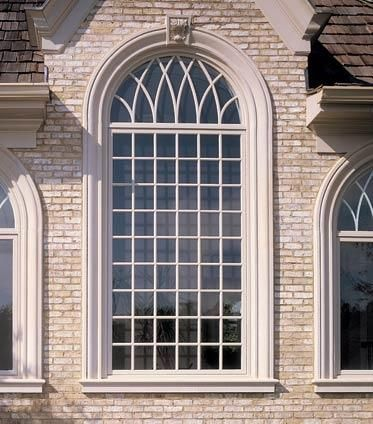 Circle Top Window And Doors Choose From Quarter Circles