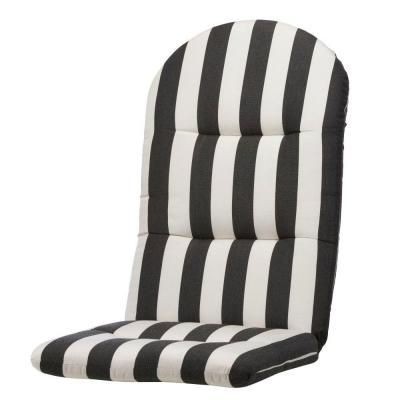 Home Decorators Collection Outdoor Adirondack Maxim Classic Sunbrella  Bull Nose Chair Cushion 1573210260 At Nice Design