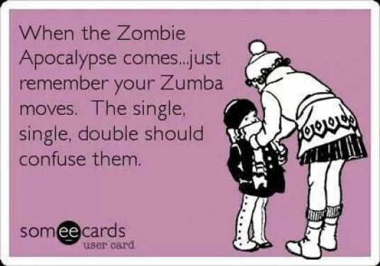 Yet another reason why Zumba is a fabulous part of my life #dancefitness #dance #fitness #funny