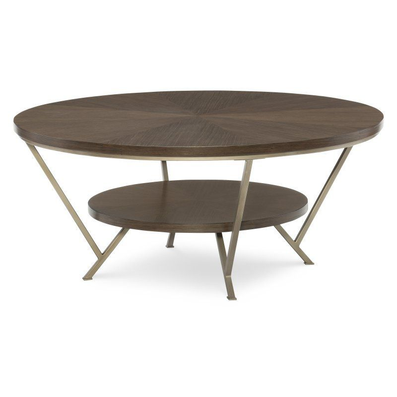 Rachael Ray Soho By Legacy Classic Round Cocktail Table 6020 501