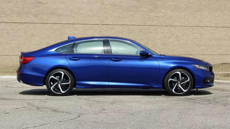 2019 Honda Accord Sport 2.0T review The driving
