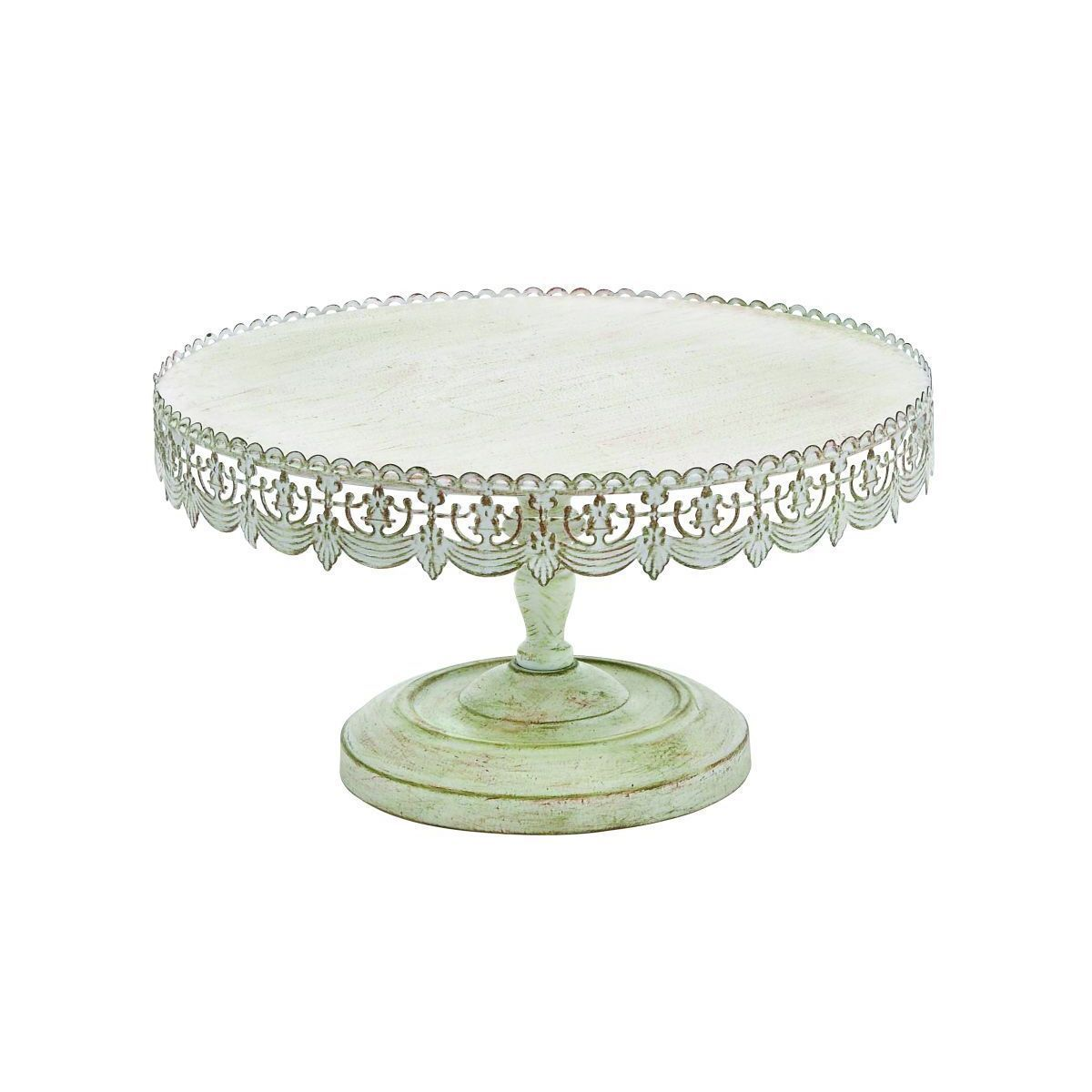 Studio 350 Metal Cake Stand (MTL Cake Stand 16 W ...  sc 1 st  Pinterest : metal cake plate - Pezcame.Com