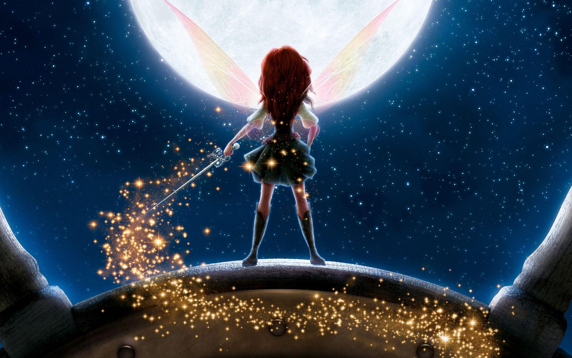 The Pirate Fairy Cute Wallpaper