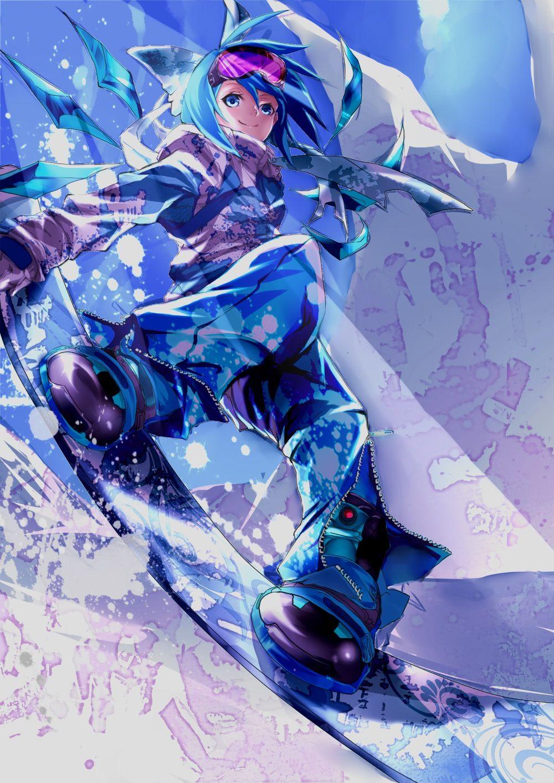 冬を感じさせる二次画像ください! アンダーワールド Anime, Character, Zelda