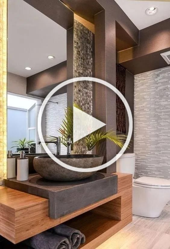 11  pretty unique modern bathroom decoration ideas to give you a peaceful bath time    Bathroom decorate ideas In this article we will give you amazing bathroom design ideas and inspirations. By reading our article, you can learn various and valuable tips for your bathroom. Get your pencil and paper and start to note your liked ones. Also you can save the pictures that we shared with you. #smallbathroom #bathroomideas #bathroomdecorationideas ~ Agus