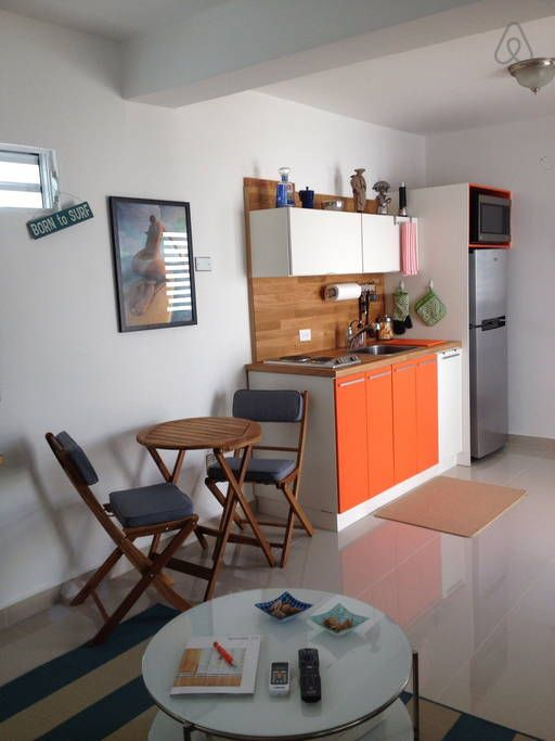 Cozy Studio Steps to the Beach!   Apartments for rent ...